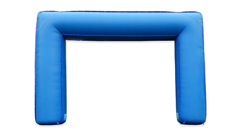 Inflatable gantry for rent